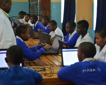 """Community Networks Stories: Building access to digital learning in Malawi, where connectivity is usually """"only accessible to a few elites"""""""
