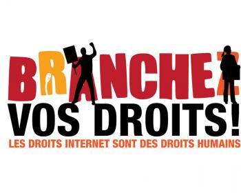 Les droits internet sont des droits humains