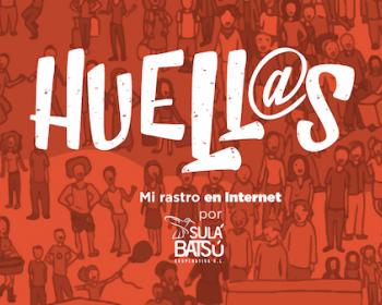 """Sulá Batsú lanza el juego """"Huell@s: Mi rastro en internet"""""""
