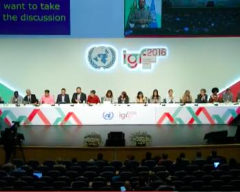 Pleins feux sur les initiatives nationales et régionales à l'IGF mondial