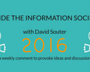 Inside the Information Society: Looking back on 2016
