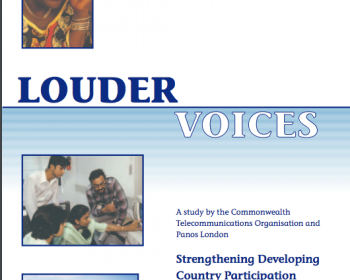 Inside the Information Society: Are developing country voices in ICT decision-making getting louder?