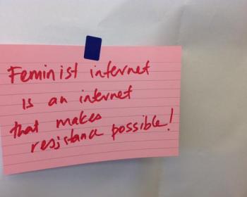 Actúa por #TakeBackTheTech e #ImagineaFeministInternet