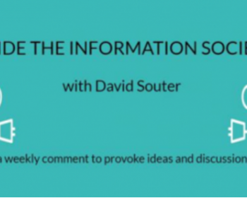 Inside the Information Society: What's next?