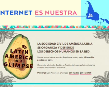Declaración latinoamericana: Retos de la gobernanza de internet en la región