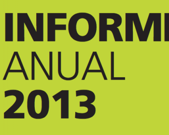 Informe anual de APC 2013
