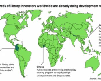 El acceso público apoya la inclusión digital para todos y todas