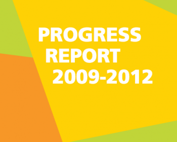 APC publica informe de progreso 2009 - 2012