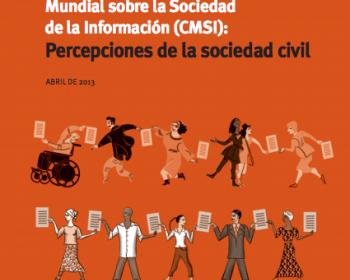 Los derechos de comunicación 10 años después de la Cumbre Mundial sobre la Sociedad de la Información (CMSI): Percepciones de la sociedad civil
