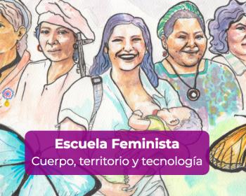 Código Sur anuncia su Escuela Feminista de Tecnologías Libres