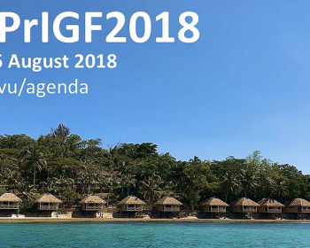 APrIGF 2018: Focusing on internet governance in the Asia Pacific region