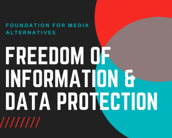 Freedom of Information and Data Protection