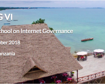 Sixth African School on Internet Governance to take place in Zanzibar, 11-16 October 2018