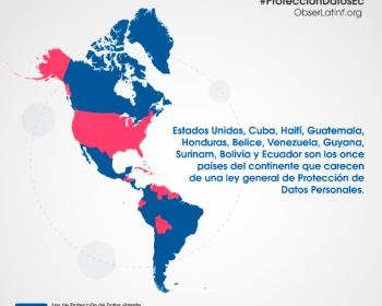 El Observatorio de Información de Datos en Latinoamérica lanza una campaña por la protección de datos en Ecuador