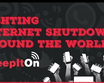 """Internet shutdowns in Africa: """"It is like being cut off from the world"""""""