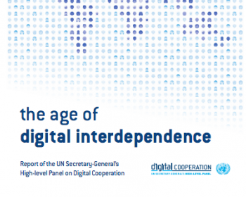 Inside the Digital Society: The long and winding road to digital cooperation