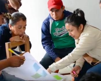 """""""La comunicación es un derecho básico de las comunidades"""": formación para pueblos indígenas de América Latina en telecomunicaciones y radiodifusión"""