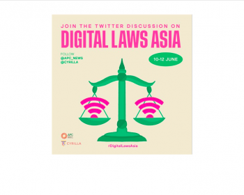 How do digital laws in Asia impact human rights?