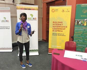AfriSIG 2016: Une expérience impressionnante et très intéressante