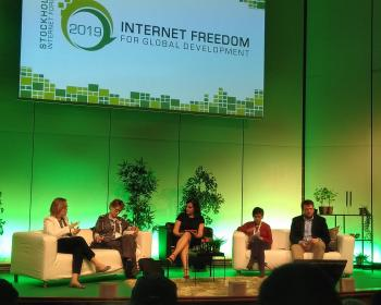 """APC at the SIF: Tackling the many forms of """"denial of service"""" to keep the internet free, open and secure"""