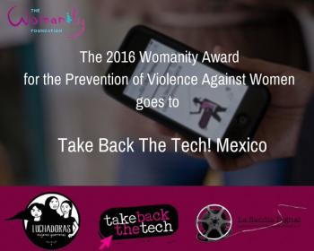"""""""Take Back the Tech! has always been a celebration of women and tech"""""""