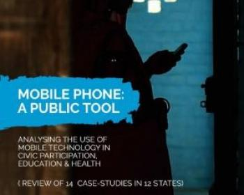 Mobile Phone: A Public Tool. Analysing the use of mobile technology in civic participation, education and health