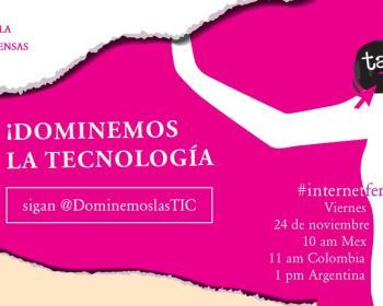 Internet feminista: charlamos sobre autodefensas y hactivismo