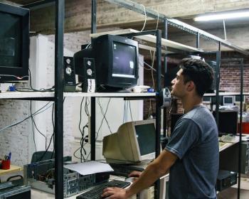 Nodo TAU inaugura Planta de Gestión de Residuos Informáticos en Argentina
