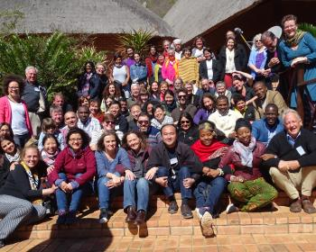 Lutter ensemble pour le changement : Réunion 2017 des membres d'APC