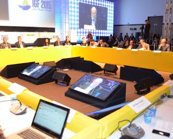 Forum sur la gouvernance de l'Internet (FGI)