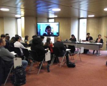 Membres d'APC en 2017 : L'Amérique latine en un coup d'œil 2017 : Le genre, le féminisme et l'internet en Amérique latine