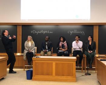 CYRILLA: Legislación global sobre derechos digitales