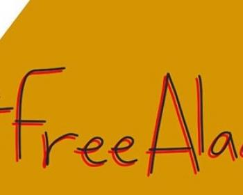 #FreeAlaa: Egyptian activist Alaa Abdel Fattah on hunger strike protesting his continued illegal detention