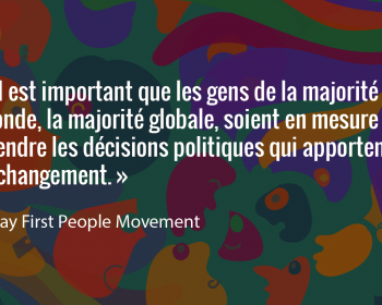 Semer le changement: May First Movement Technology conjugue technologie et militantisme direct