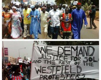 The internet shutdown in Gambia: Our story