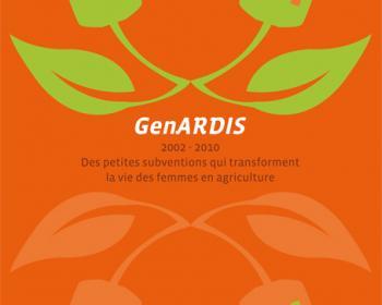 GenARDIS 2002 - 2010: Des petites subventions qui ont transformé la vie des femmes en agriculture