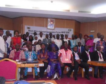 Forum Ouest Africain sur la Gouvernance de l'Internet 2016