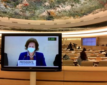 Notes on the 44th session of the Human Rights Council