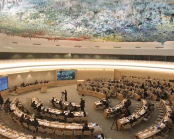 Dramatic increase in digital rights violations of Palestinians in May 2021: Written statement submitted ahead of HRC 47