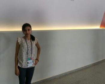 """""""Querer aprender más y contar al mundo de iniciativas que puedan ser usadas como referencia"""": la experiencia de la joven costarricense en el FGI global"""