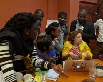Inside the Information Society: Internet governance needs African experience of African issues