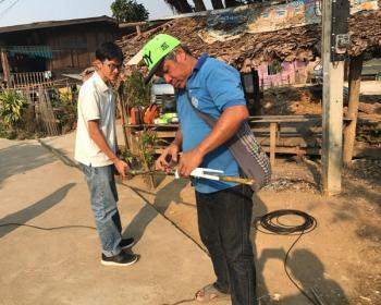 TakNet: redes comunitarias para conectar la zona rural de Tailandia