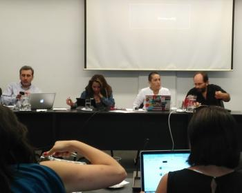 Latin American civil society experts discuss media concentration and digital convergence in Montevideo