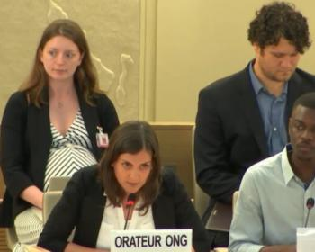 APC and 7amleh statement at Human Rights Council echoes alarm over unlawful surveillance