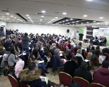 Major international digital activism forum takes place in Palestine