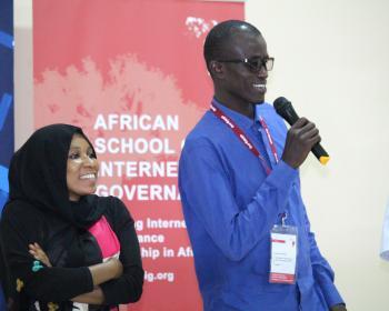 École africaine sur la gouvernance de l'internet 2018
