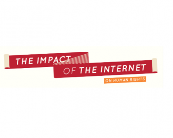 Human rights most affected by the internet