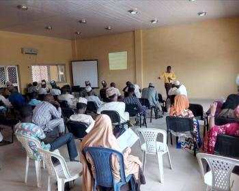 CITAD trains journalists on internet safety and security