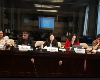 India's constitutional and civic space crisis addressed at HRC43 side event