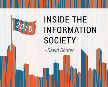 Inside the Information Society: What's coming up in 2018